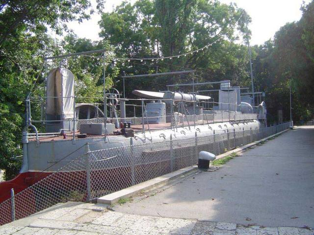 Военно-морской музей – Варна